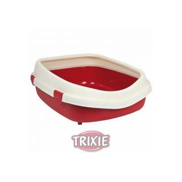 Trixie Katzentoilette Primo, mit Rand
