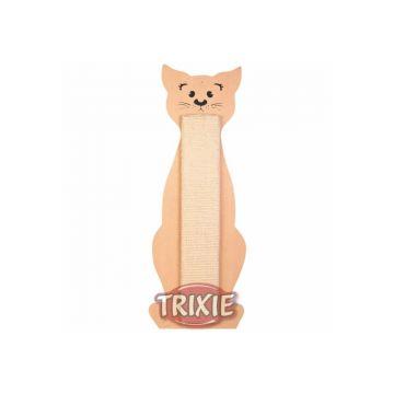 Trixie Kratzbrett, Katzenkontur 21 × 58 cm, beige