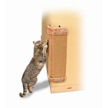 Trixie Kratzbrett für Zimmerecken 23 × 49 cm, beige
