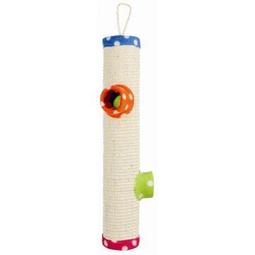 Trixie Spielrolle Sisal / Fleece 9 × 51 cm