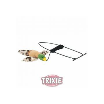Trixie Fliegender Vogel für Türrahmen mit Catnip