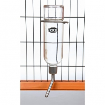 Trixie Kleintiertränke, Glas, 500 ml
