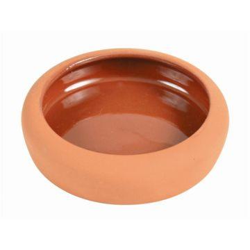 Trixie Keramiknapf mit abgerundetem Rand 125 ml  10 cm