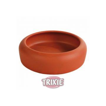 Trixie Keramiknapf mit abgerundetem Rand 500 ml  17cm