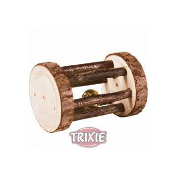 Trixie Natural Living Spielrolle mit Schelle  5 × 7 cm