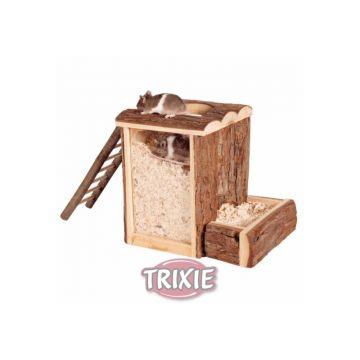 Trixie Natural Living Spiel  und Buddelturm