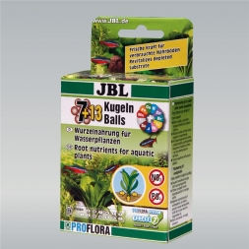JBL Die 7 + 13 Kugeln
