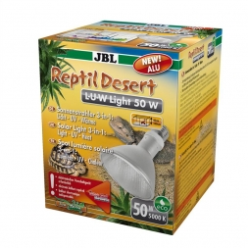 JBL ReptilDesert L-U-W Light alu 50W