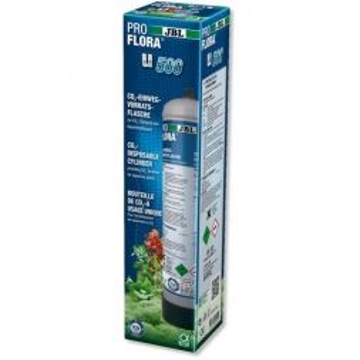 JBL ProFlora u500 (3x) (CO2 Vorratsflasche)