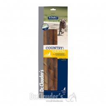 Dr. Clauder Dog Snack Country Dental Snack Huhn Large Breed 315g