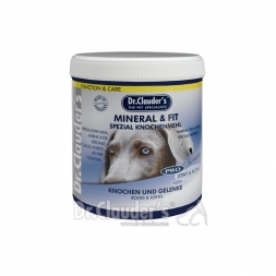 Dr. Clauders Dog Mineral & Fit - Spezial Knochenmehl 400g