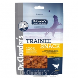 Dr. Clauders Dog Snack Chicken Trainee 80g (Menge: 10 je Bestelleinheit)