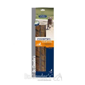 Dr. Clauder Dog Snack Country Dental Snack Ente Large Breed 315g