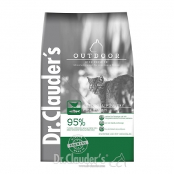 Dr. Clauders Cat High Premium Outdoor 1,5 kg
