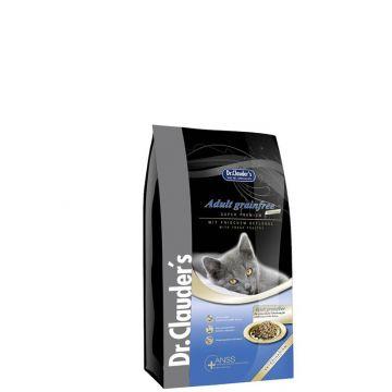 Dr. Clauders Best Choice CAT Adult Grainfree 400g