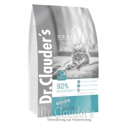 Dr. Clauders Cat High Premium Adult Grainfree 400g