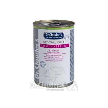 Dr. Clauders Dog Dose Low Natrium 400g  (Menge: 6 je Bestelleinheit)