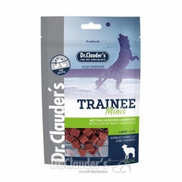 Dr. Clauders Dog Premium Snack Mini LammTrainee 50 g (Menge: 12 je Bestelleinheit)