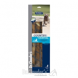 Dr. Clauder Dog Snack Country Dental Snack Fisch Large Breed 270g