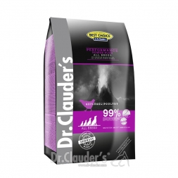 Dr. Clauders Best Choice All Breed Performance Power Plus 4kg