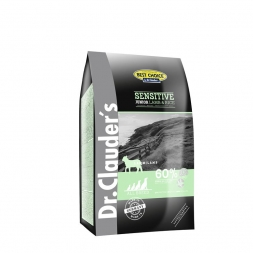 Dr. Clauders Best Choice Junior Lamb & Rice 12,5 kg