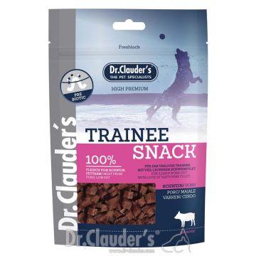 Dr. Clauder Snack Premium Schwein Traineesnack 10 x 80g (Menge: 10 je Bestelleinheit)