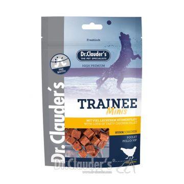 Dr. Clauders Dog Premium Snack Mini Huhn Trainee 50g (Menge: 12 je Bestelleinheit)