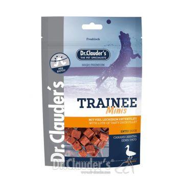 Dr. Clauders Dog Premium Snack Mini Ente Trainee 50 g (Menge: 12 je Bestelleinheit)