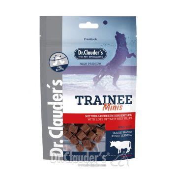 Dr. Clauders Dog Premium Snack Mini Rind Trainee 50 g (Menge: 12 je Bestelleinheit)