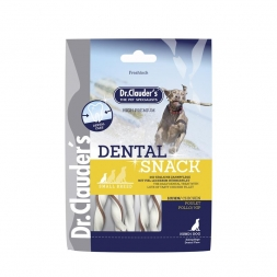 Dr. Clauders Dog Dental Snack Huhn small breed 80 g