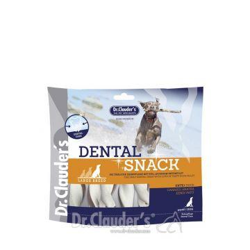 Dr. Clauders Dog Dental Snack Ente large breed 500 g