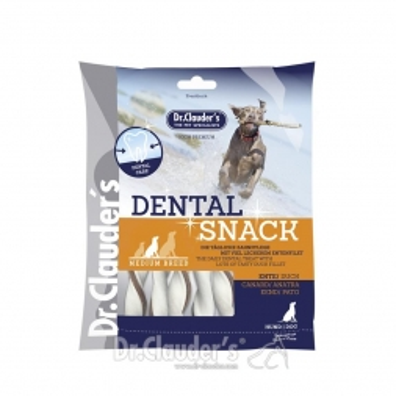 Dr. Clauders Dog Dental Snack Ente medium breed 170 g