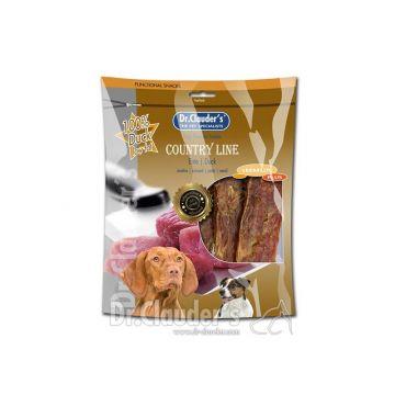 Dr. Clauders Dog Snack Country Line Ente 170g (Menge: 9 je Bestelleinheit)