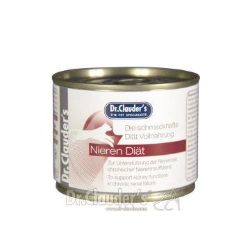Dr. Clauders Cat Dose Nieren Diät 200 g (Menge: 6 je Bestelleinheit)