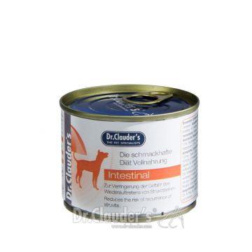 Dr. Clauders Dog Dose Diät IRD Intestinal 200g  (Menge: 6 je Bestelleinheit)