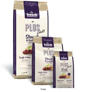 Bosch Plus Adult Probe Strauß & Kartoffel 100 g