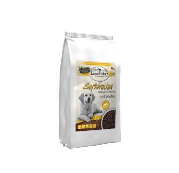 Landfleisch Dog Softbrocken mit Huhn 5 kg