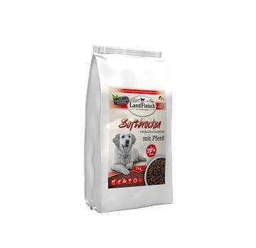Landfleisch Dog Softbrocken mit Pferd getreidefrei     5kg