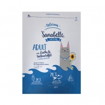 Sanabelle Adult Lachs & Süßkartoffel 400 g