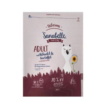 Sanabelle Adult Rehwild & Kartoffel 400 g