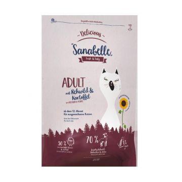 Sanabelle Adult Rehwild & Kartoffel 2kg