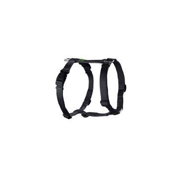 Hunter Geschirr Vario-Rapid Gr. S/15 38-52 cm, Nylon schwarz