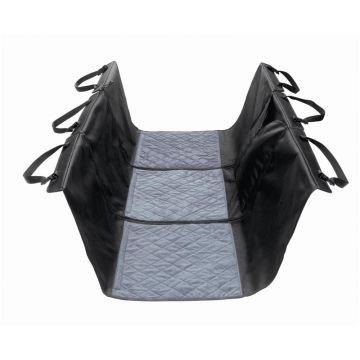 Hunter Autoschutzdecke Comfort, ca. 145 x 145 cm, schwarz