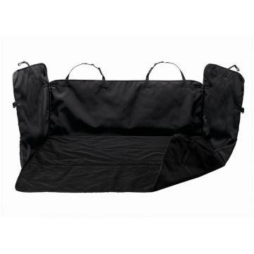 Hunter Autoschutzdecke für den Kofferraum, ca. 100 x 65 cm, schwarz