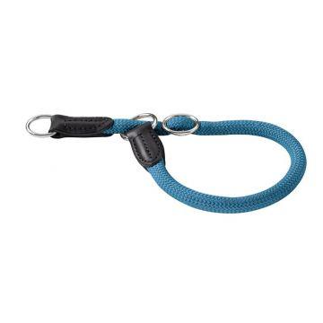 Hunter Dressurhalsung Freestyle 55 cm / 10 mm petrol