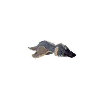 Hunter Hundespielzeug Canvas Wild Goose beige/pink 20 cm
