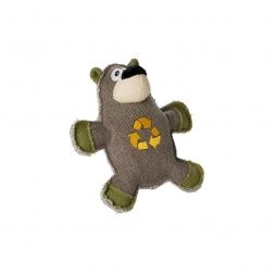 Hunter Hundespielzeug Canvas Cycle Bear