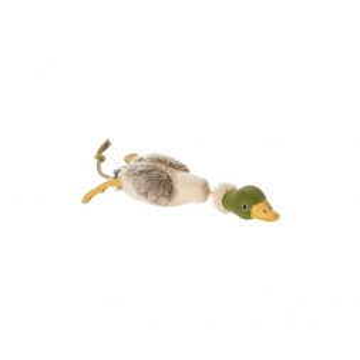 Hunter Hundespielzeug Rope Birds Mallard