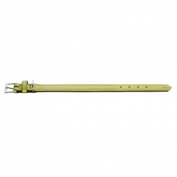 Hunter Halsband Capri 45 nickel lindgrün/schwarz