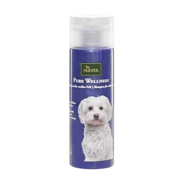 Hunter Shampoo für weißes Fell 200 ml